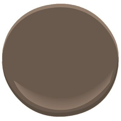 Musket Brown Paint Middlebury Brown Hc-68 Paint