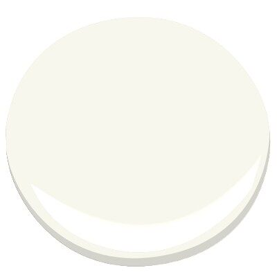 Simply White OC-117 Paint - Benjamin Moore Simply White Paint Color Details