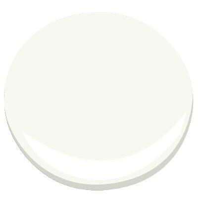 Snowfall White OC 118 Paint Benjamin Moore Snowfall