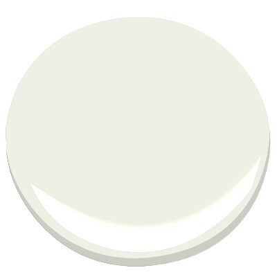 White Dove OC-17 Paint - Benjamin Moore White Dove Paint Color Details