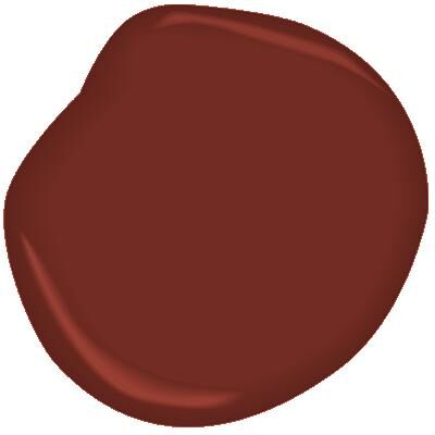 Country Redwood Pm 16 Paint Benjamin Moore Country Redwood Paint Color Details