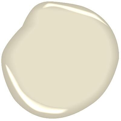 Benjamin Moore Paint Color Bone White Pm