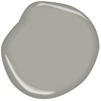 Platinum Gray Pm 7 Paint Benjamin Moore Platinum Gray Paint Colour Details
