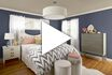 Video screen shot Benjamin Moore bedroom colours