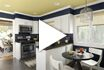 Video screen shot Benjamin Moore kitchen colours