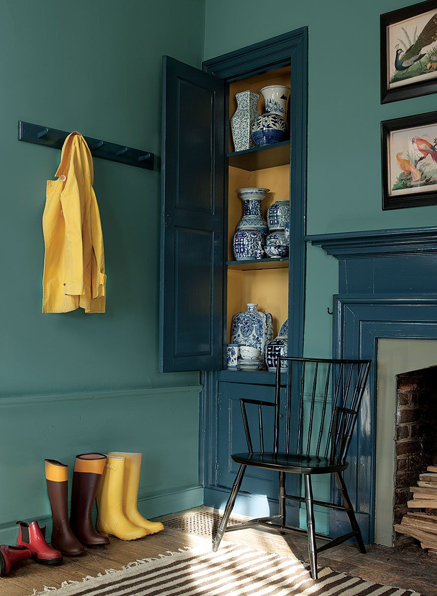 Favorite Paint Colors The New Williamsburg Collection From Benjamin Moore Postcards From The