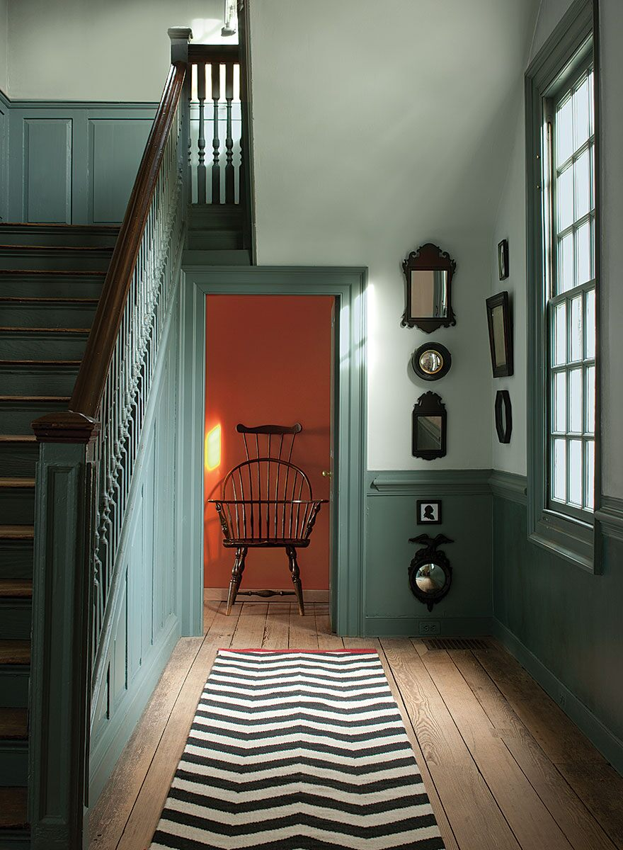 Williamsburg color collection - House interior colours ...