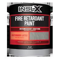 Fire Retardant Paint FR-210, Flat