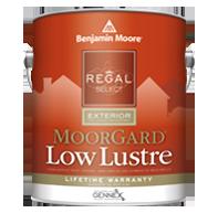 Regal® Select Exterior Paint — MoorGard® Low Lustre Finish