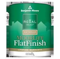 Regal® Select Exterior Paint — MoorLife® Flat Finish