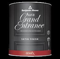 Aura Grand Entrance Satin