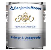 Regal Classic Premium Interior Paint - Primer