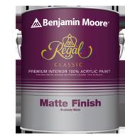 Regal Classic Premium Interior Paint - Matte Finish