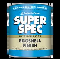 Super Spec Interior Latex Enamel - Eggshell