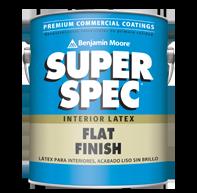 Super Spec Interior Latex Paint - Flat