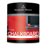 Studio Finishes<sup><small>®</small></sup> Chalkboard Paint