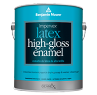 Impervex Latex High Gloss Metal and Wood Enamel