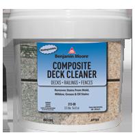 Benjamin Moore Composite Deck Cleaner