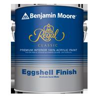 Regal Classic Premium Interior Paint - Eggshell Finish