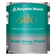 Regal Classic Premium Interior Paint - Semi-Gloss Finish