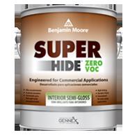 Super Hide® Zero VOC Interior Semi-gloss