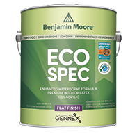 Eco Spec WB Interior Latex Paint - Flat