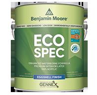 Eco Spec WB Interior Latex Paint - Eggshell
