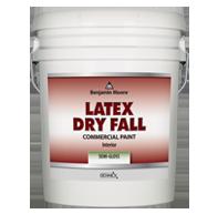 Benjamin Moore Latex Dry Fall - Semi-Gloss