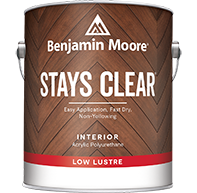 Benwood® Stays Clear® Acrylic Polyurethane - Low Lustre