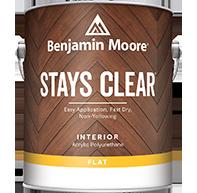 Benwood® Stays Clear® Acrylic Polyurethane - Flat