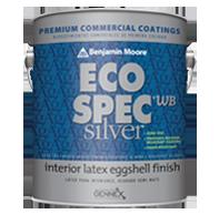 Eco Spec WB Silver Interior Latex -  Eggshell Finish