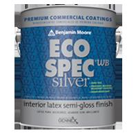 Eco Spec WB Silver Interior Latex -  Semi-Gloss Finish