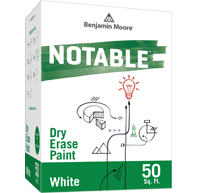 Notable® Dry Erase Paint - White
