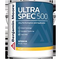 Ultra Spec 500 — Interior Flat Finish