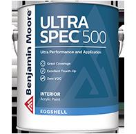 Ultra Spec 500 — Interior Eggshell Finish