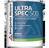 Ultra Spec 500 — Interior Semi-Gloss Finish