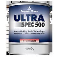Ultra Spec 500 — Interior Gloss Finish