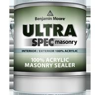 Ultra Spec Masonry Int/Ext 100% Acrylic Sealer