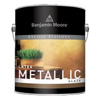 Studio Finishes<sup><small>®</small></sup> Metallic Glaze