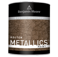 Studio Finishes<sup><small>®</small></sup> Molten Metallics™