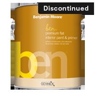 ben Waterborne Interior Paint- Flat