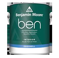 ben Waterborne Interior Paint- Eggshell