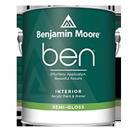 ben Waterborne Interior Paint- Semi-Gloss