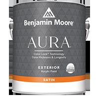 Aura Waterborne Exterior Paint - Satin Finish
