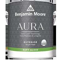 Aura Waterborne Exterior Paint - Semi-Gloss Finish