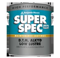 Super Spec HP D.T.M. Alkyd Low Lustre