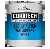 Pre-Catalyzed Waterborne Wall Epoxy - Eggshell