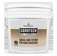 Quick-Cure System Polyurea Basecoat