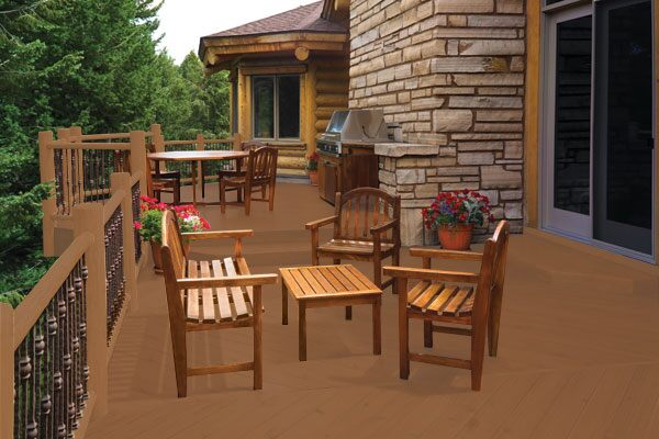 3 Color Deck Ideas : Deck color ideas submited images