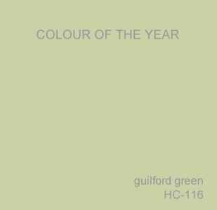 Benjamin Moore Guilford Green HC-116